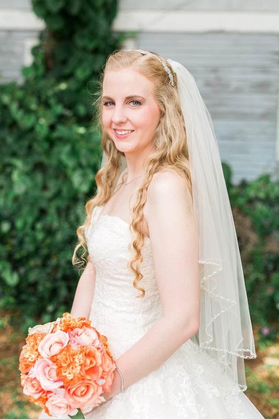 Tampa Wedding Venue. The Regent. Bridal Portrait.
