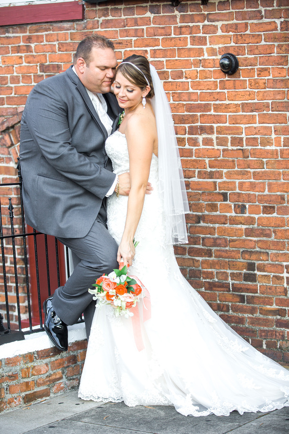 Italian Club Ybor City, Wedding Photos, Tampa Wedding Photographer, Newlyweds