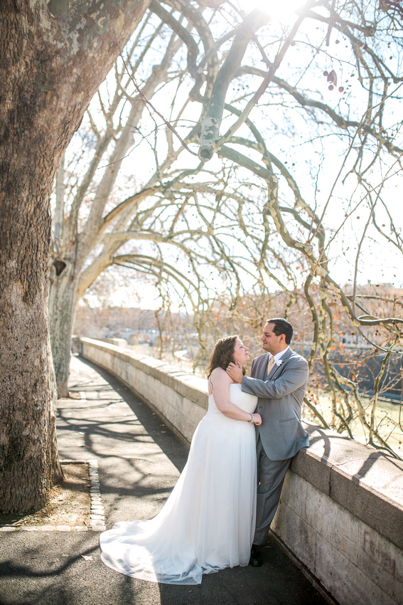 Destination Wedding Elopement in Rome Italy by tamp based destination wedding photographer, Rising Lotus Photography