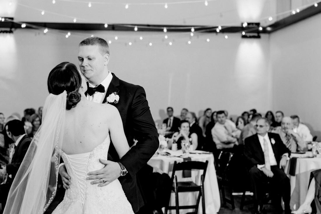 Bakers Ranch Wedding Reception