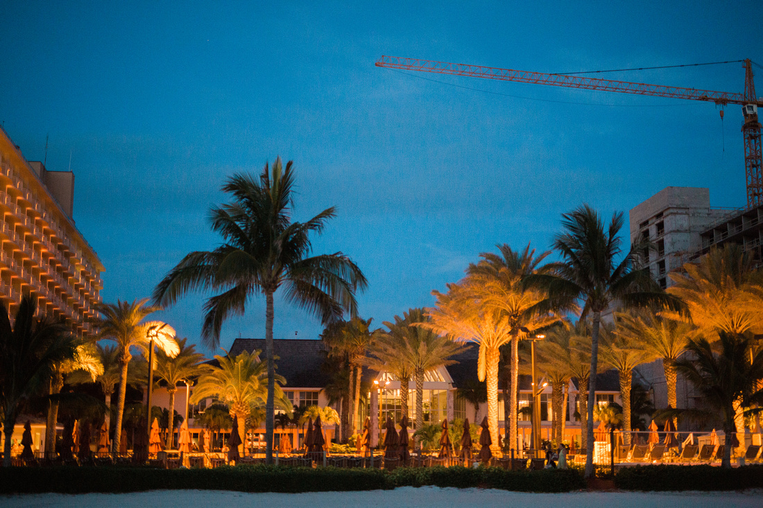 JW Marriott Marco Island Beach Resort Reception