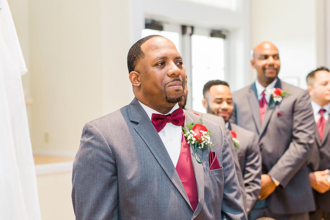 Tampa wedding ceremony