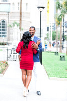 Blog Candice and Ladell Engagement