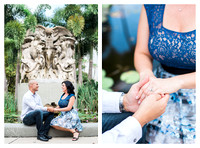 Engagement Photography University of Tampa