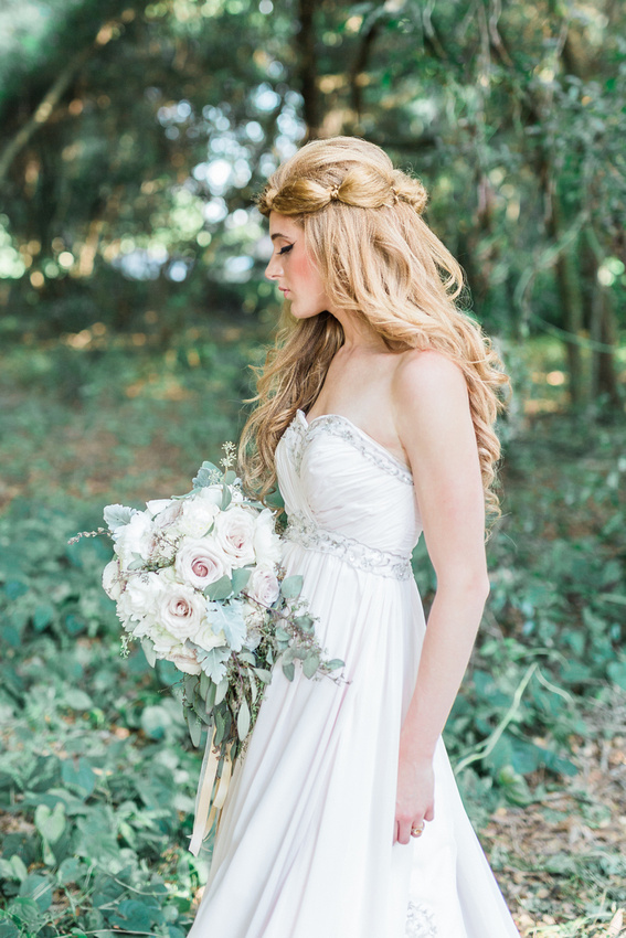This styled shoot by Rising Lotus Photography was featured on Ruffled Blog.