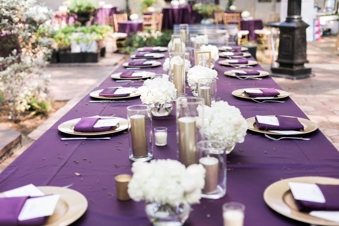 Ybor City Museum Garden Wedding. Tampa Wedding