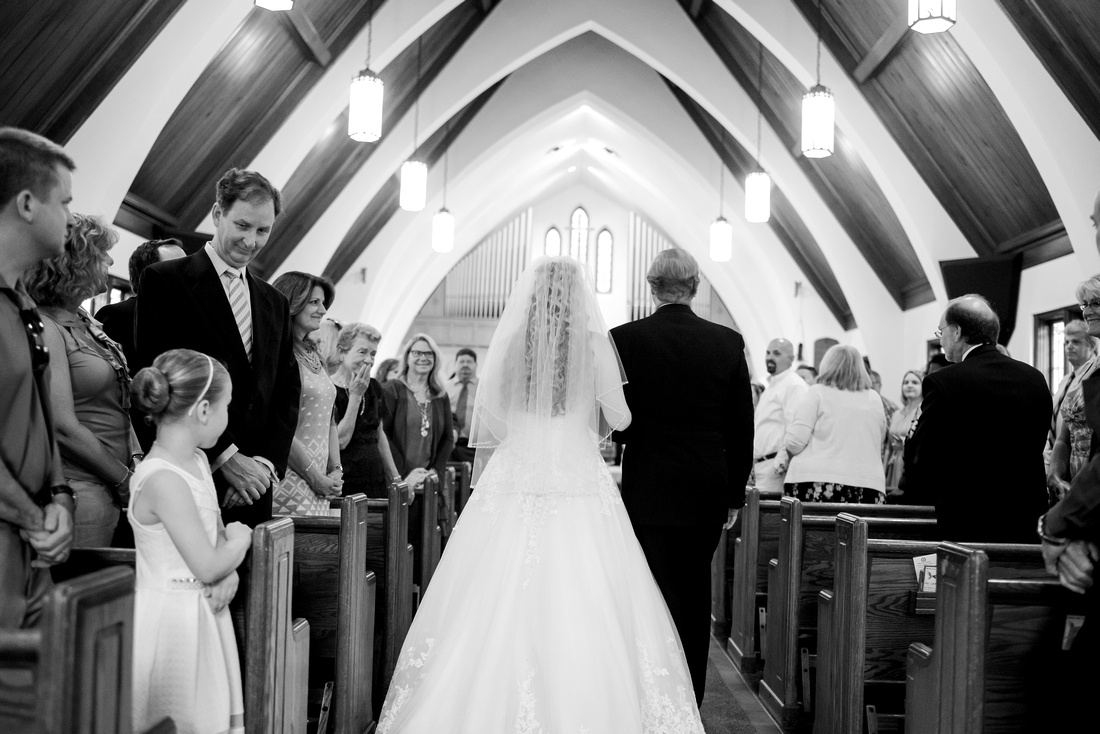 Wedding ceremony photos. Tampa ceremony venues.