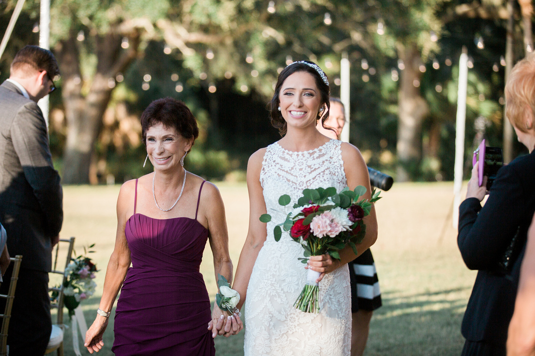 Powel Crosley Estate Outdoor Wedding. Tampa Wedding Photographer.