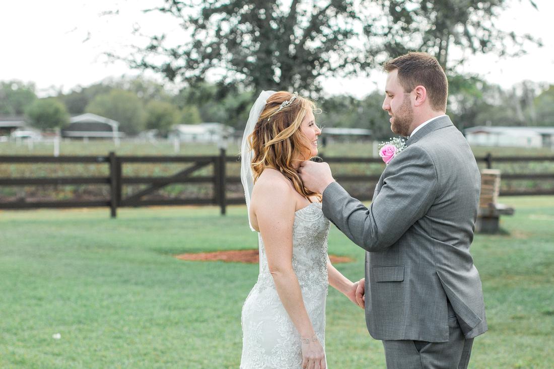 254e979ba33 Wishing_Well_Barn_Tampa_Wedding_Photographer Rustic, chic blush/pink  wedding at wishing well barn. First look photos.
