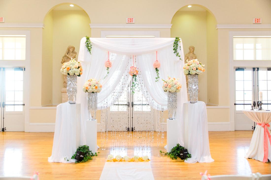 Colorful spring weddings ideas. Tampa Wedding Venue, The Regent