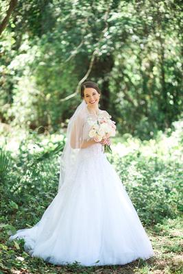 Bridal Portraits at Bakers Ranch