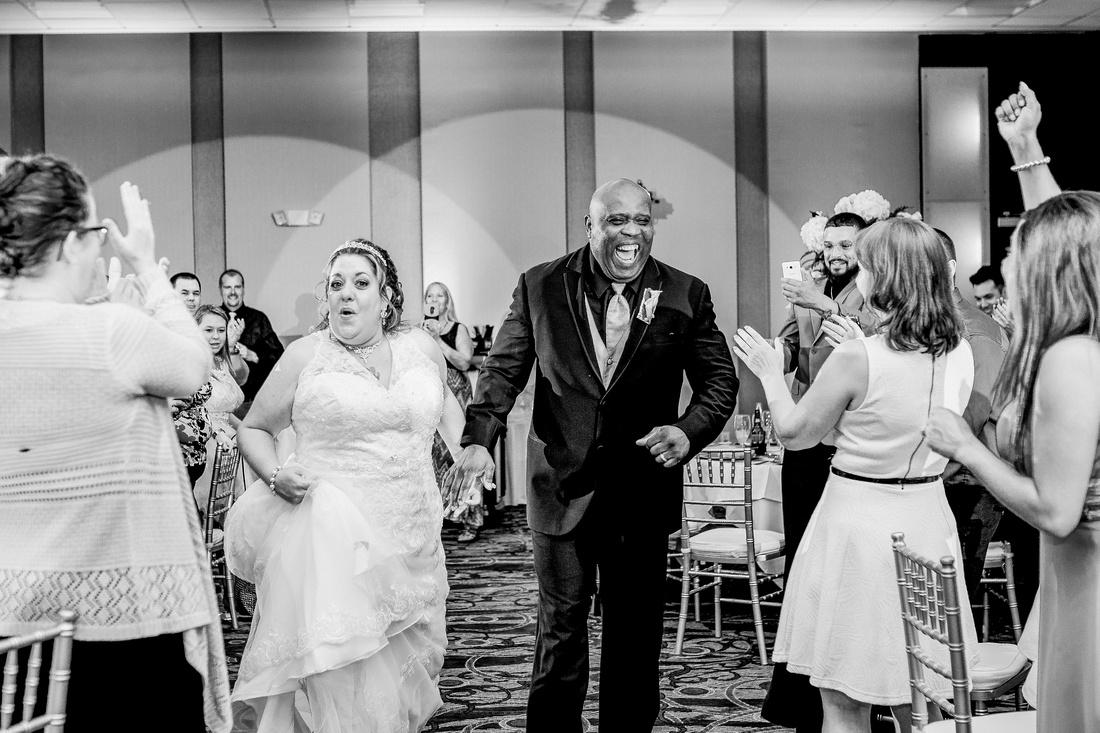 Crowne Plaza Tampa Westshore wedding