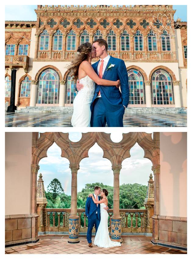 Glamorous Wedding The Ringling, Sarasota Wedding Venue