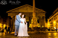Award Winning Wedding Photographer Rome