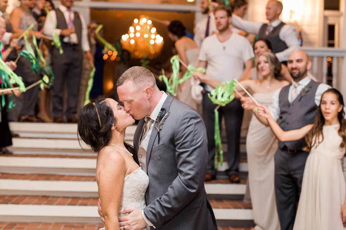 Real wedding at Tampa wedding venue, The Lange Farm. DIY Wedding ideas.