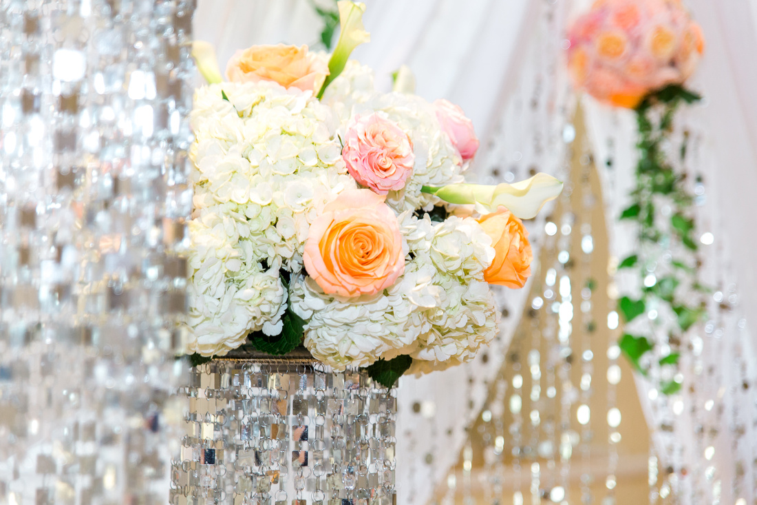 Colorful spring weddings ideas. Tampa Wedding Venue, The Regent
